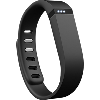 Fitbit Flex Wireless Activity  Sleep Wristband - Black