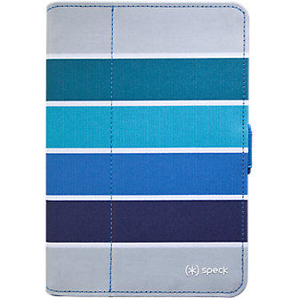 Speck iPad mini FitFolio - Color Bar Arctic Blue