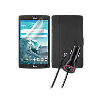 Folio Case Bundle for LG G Pad X8.3
