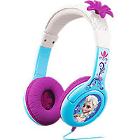 KIDdesigns Frozen Youth Over-The-Ear Headphones
