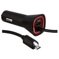 Vehicle Charger with Dual Output