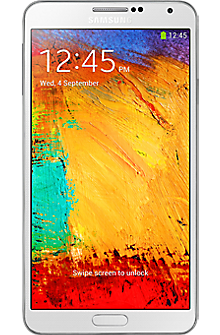 Discount Electronics On Sale Samsung Galaxy Note 3 White
