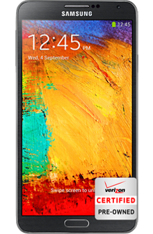 Samsung Galaxy Note 3 (Certified Pre-Owned)