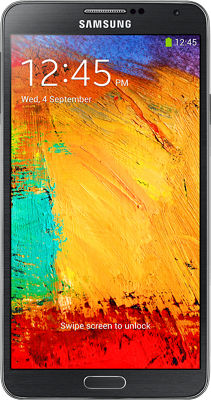 Discount Electronics On Sale Samsung Galaxy Note 3 - Black - 32 GB