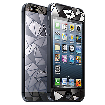 Geometric Anti-Scratch Screen Protector for iPhone 5/5s