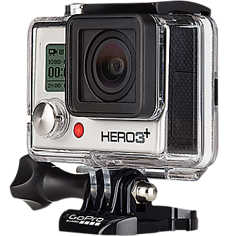 GoPro Hero 3+ Silver Edition  Verizon Wireless