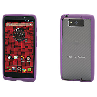 Reveal Case for DROID MAXX - Violet