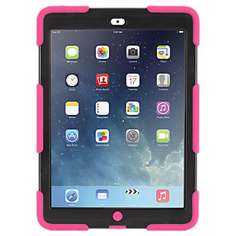 Griffin Survivor for iPad Air - Pink