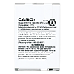 Standard Battery for Casio® G'zOne Commando®