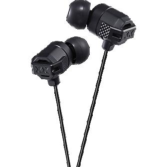 JVC XX 2015 Series In-Ear Headphones - Black