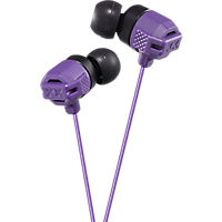 JVC XX 2015 Series In-Ear Headphones - Violet