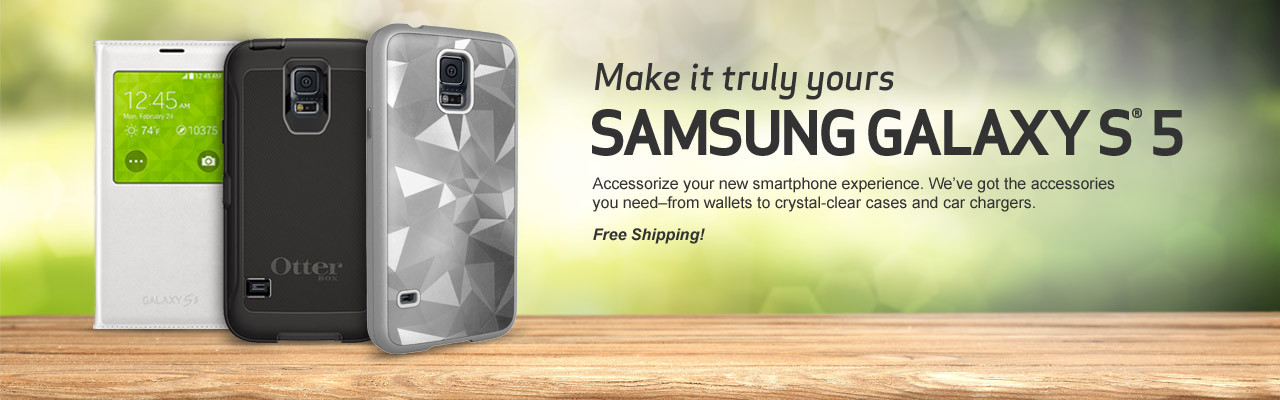 Samsung Galaxy S5 Accessories