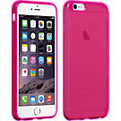 High Gloss Silicone Case for iPhone 6 Plus - Pink