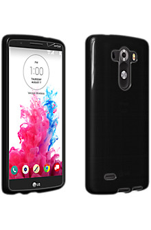 High Gloss Silicone Cover for LG G3