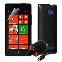 Home Bundle for Windows Phone 8X by HTC