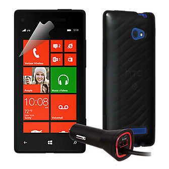 Travel Bundle for Windows Phone 8X by HTC