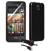 Silicone Case Bundle for HTC Desire 612