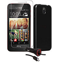 Tempered Glass Bundle for HTC Desire 612