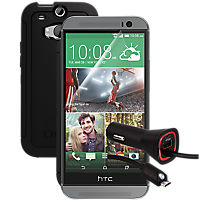 Premium Travel Bundle for HTC One (M8)