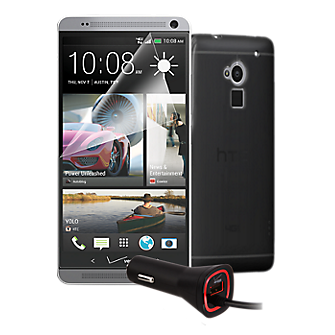 Travel Bundle for HTC One® max - Silicone