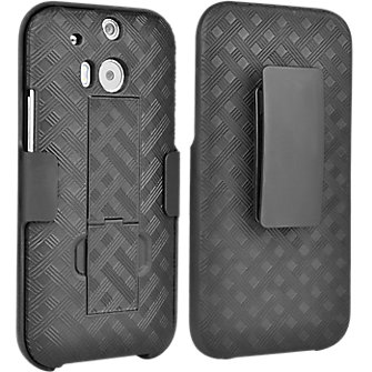 Shell/Holster Combo for the all new HTC One (M8)