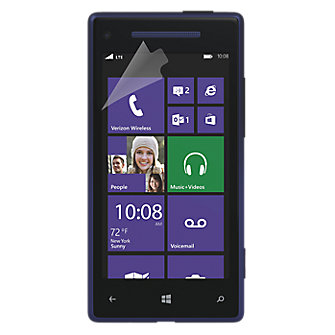 Anti-Scratch Display Protectors for HTC Windows 8X