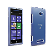 Clear Hard Cover for HTC Windows 8X