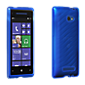High Gloss Silicone Cover - Blue