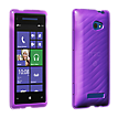 High Gloss Silicone Cover for HTC Windows Phone 8X