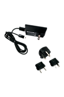 Micro USB International Charger w/ International Plug-Kit Picture