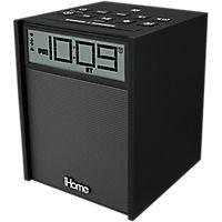 iHome iBN180BC Clock Radio - Black
