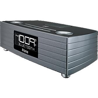 iHome iBN97 Desktop Clock Radio