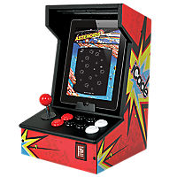 iCade: Arcade Cabinet for iPad