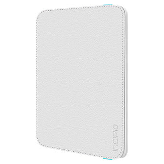 Incipio Watson Folio for iPad® Air - White/Teal