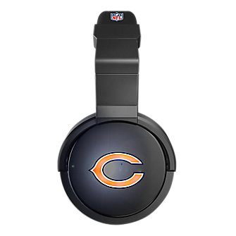 iHip NFL Light Up Headphones - Chicago Bears