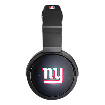 iHip NFL Light Up Headphones - NY Giants