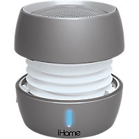 iHome Bluetooth Rechargeable Color-Changing Speaker