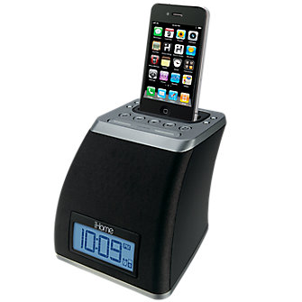 iHome - iPhone 4/4s - Music & Clock Radio