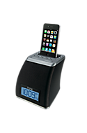 iHome - iPhone 4/4S - Music & Clock Radio Picture