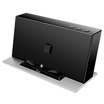 iLuv ModernSound Blue Docking Station