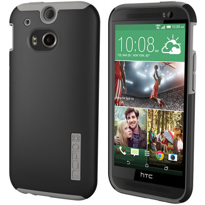 Incipio Dualpro For The All New Htc One M8 Black With