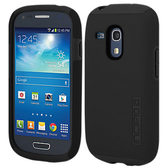 lncipio DualPro for Galaxy S III Mini - Black/Black