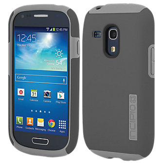 lncipio DualPro for Galaxy S III Mini - Dark Gray/Light Gray