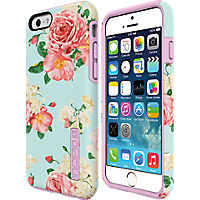 DualPro Prints for iPhone 6 - Mint Rose