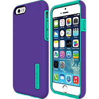 Incipio DualPro for iPhone 6 - Purple/Teal
