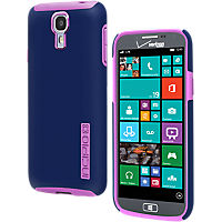 Incipio DualPro for Samsung ATIV SE - Navy with Pink