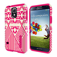 Incipio Dual Pro Print for Galaxy S 5 - Tribal