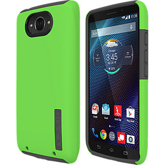 Incipio DualPro for Droid Turbo - Neon Green