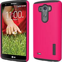 Incipio DualPro for LG G3 - Hot Pink