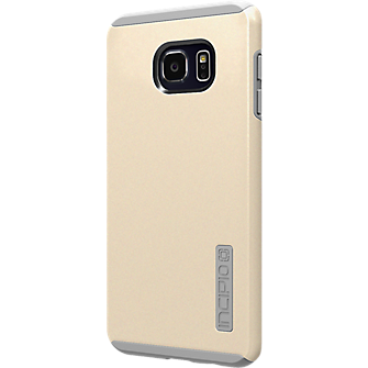 DualPro for Samsung Galaxy S 6 edge+ - Champagne/Gray